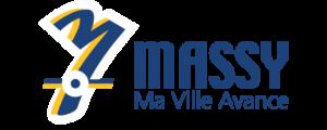Logo ville de Massy - MEHB