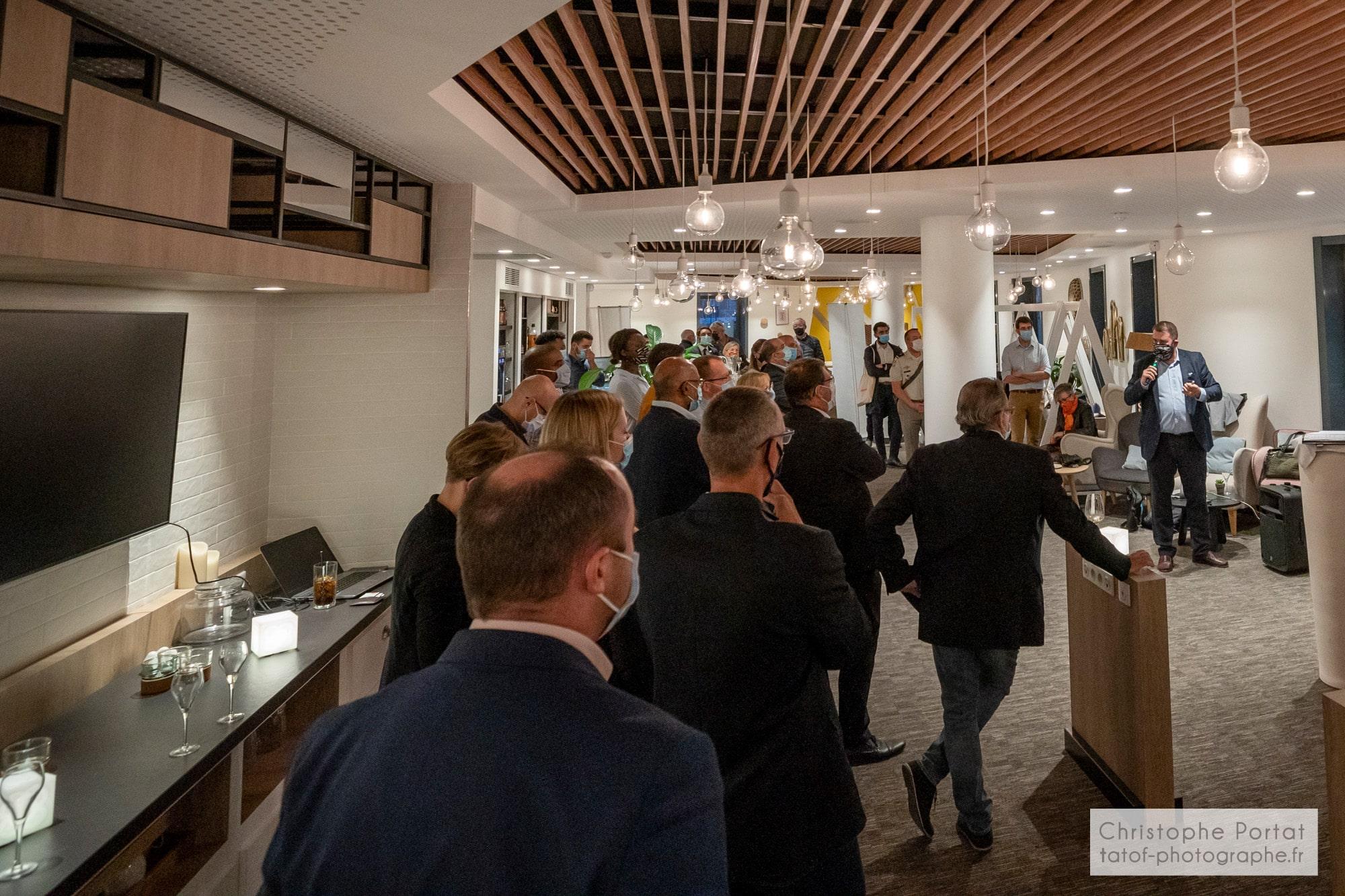 Soirée de lancement de saison du MEHB 2020 - 2021