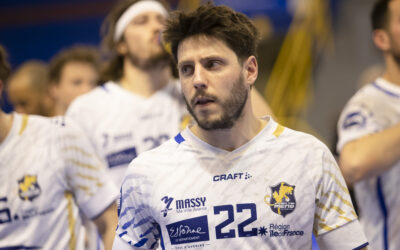 Interview d'avant-match – J26 – Johann Caron & Junior Reault