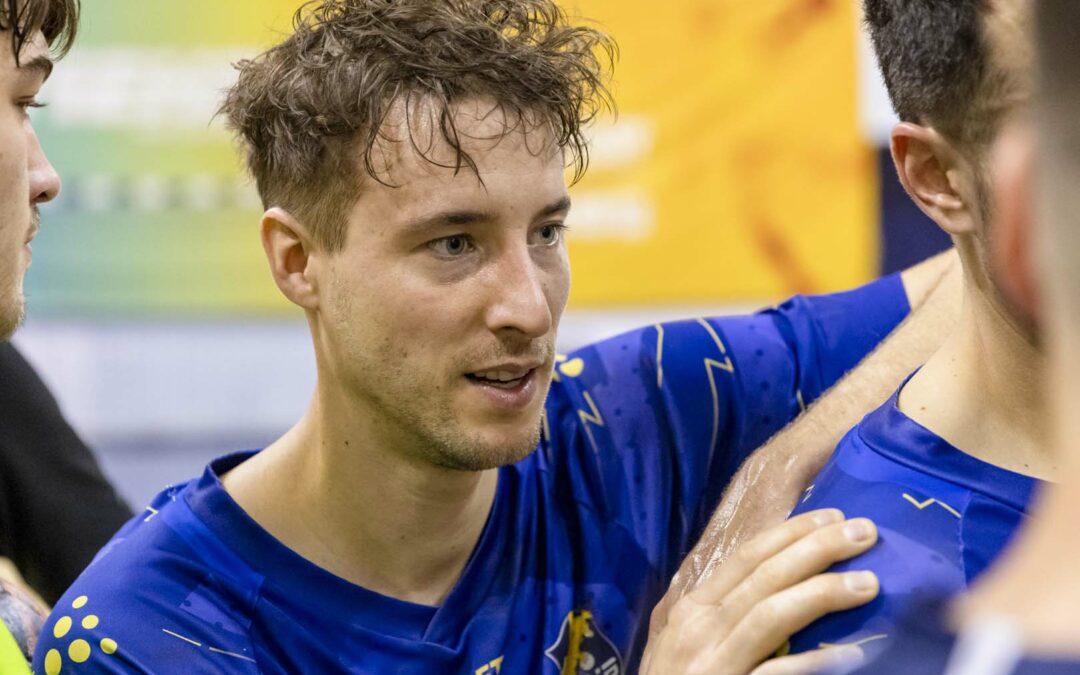 Enzo Cramoisy quittera le MEHB en fin de saison