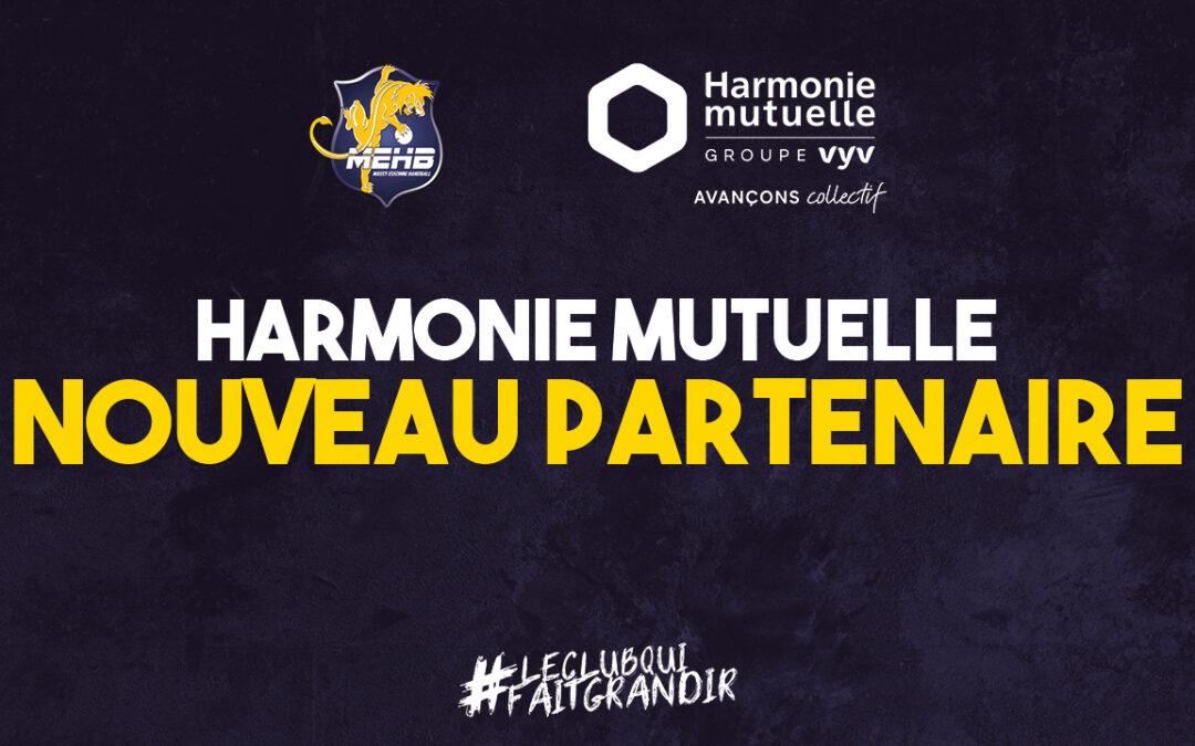 Harmonie Mutuelle, nouveau partenaire du MEHB