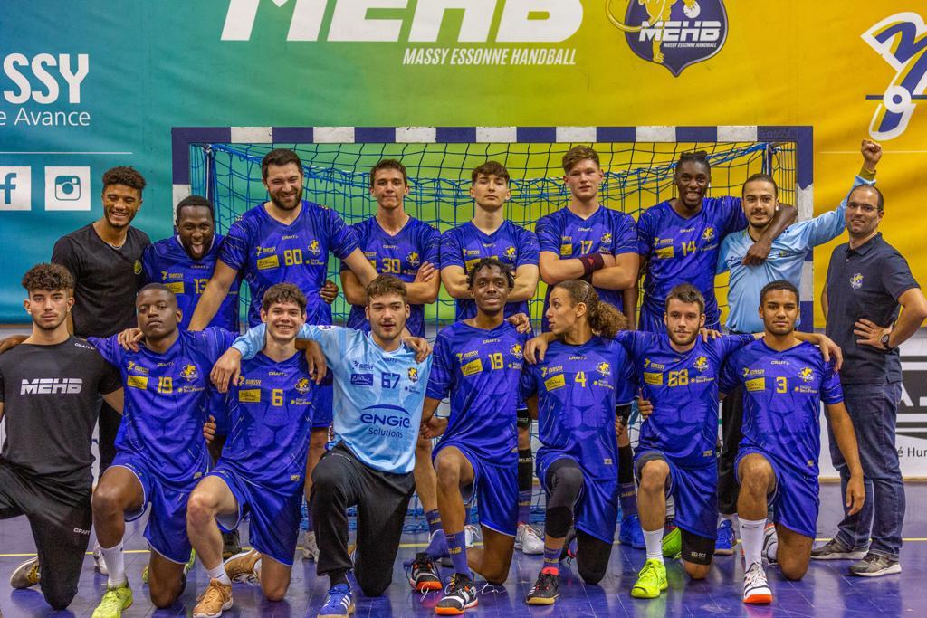 Equipe Nationale 1 MEHB