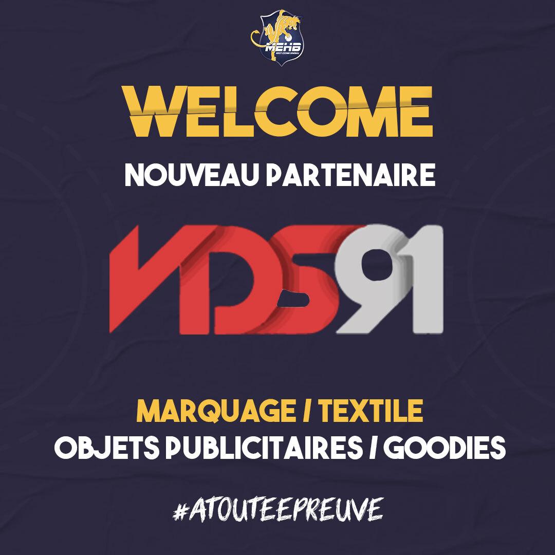 VDS91, nouveau partenaire du Massy Essonne Handball