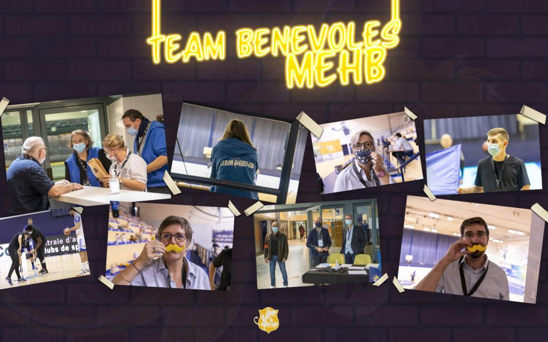 Rejoignez les bénévoles du MEHB !