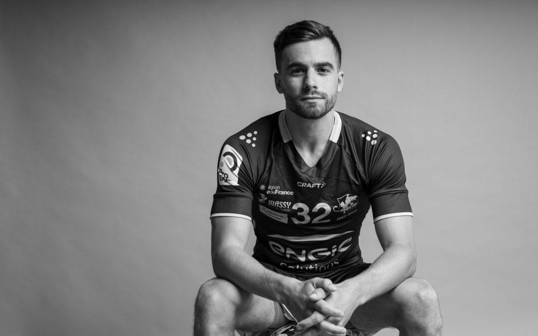 Interview d'avant-match – J02 – Antoine Conta