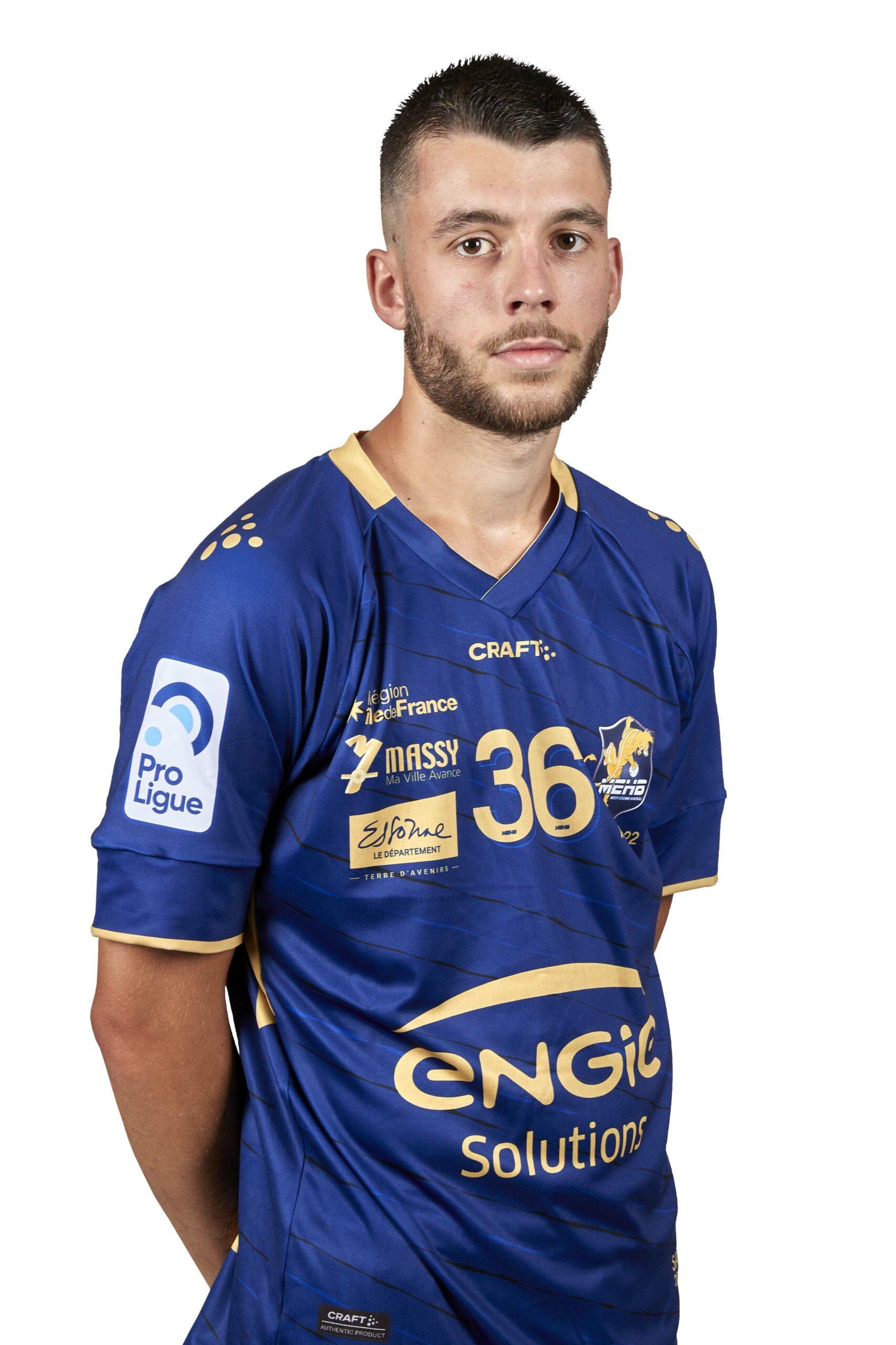 Photo officielle Valentin Laplace