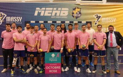 Le MEHB soutient Octobre Rose